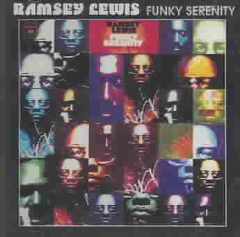 FUNKY SERENITY BY LEWIS,RAMSEY (CD)