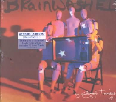 BRAINWASHED BY HARRISON,GEORGE (CD)